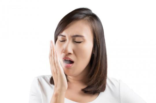 Les maux de la bouche