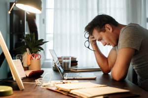 Stress et cas de comptoir