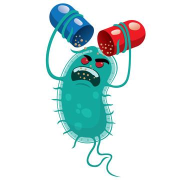 Rappels sur l'antibiorésistance